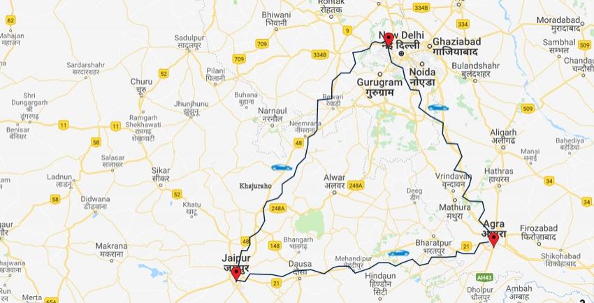 Delhi Agra Jaipur Golden Triangle Delhi Agra Jaipur India